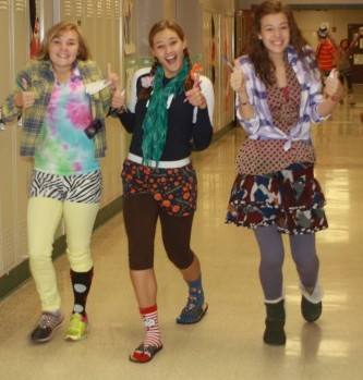 Susky spirit week: Monday is a 'fashion disaster'