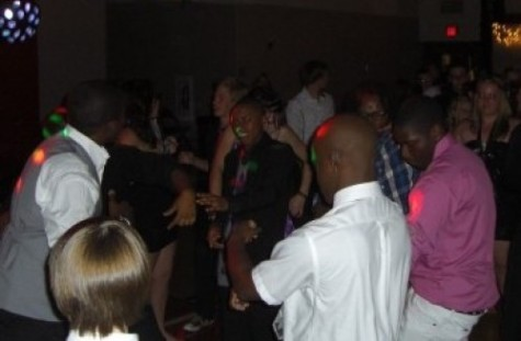 Homecoming dance mixes it up