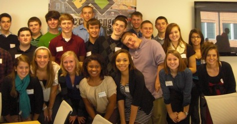 Field trip to DENTSPLY teaches students how to manage money