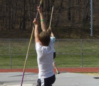 Track and field team runs strong