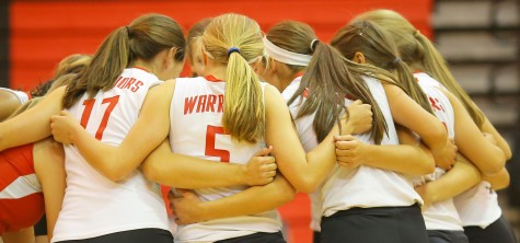 Girls volleyball maintains an undefeated record