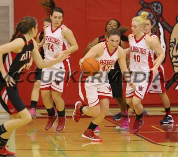 Girls basketball back in the postseason chase