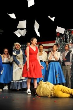 'Bye Bye Birdie' rocks the stage