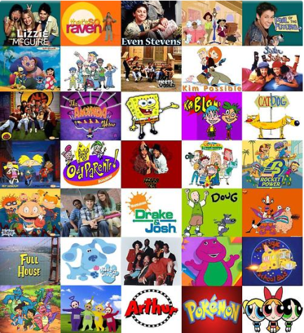 Top 5 Best Childhood Shows
