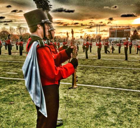 Susquehannock Marching Band Beats Competition