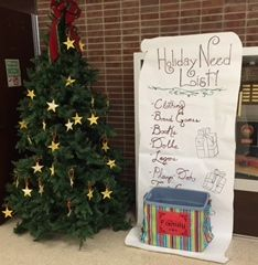 Susquehannock Adopts Families For the Holidays