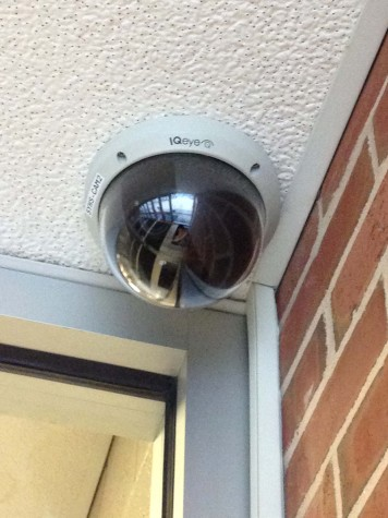 New Security Cameras to Survey More Area