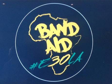 Band Aid 30 Fights Against Ebola