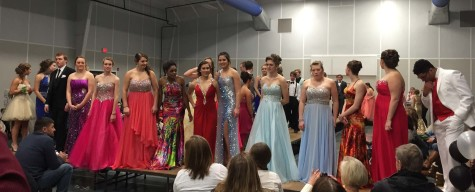 Student Models Walk the Runway to Raise Money for Post Prom