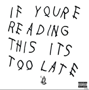 """If You're Reading This…"""