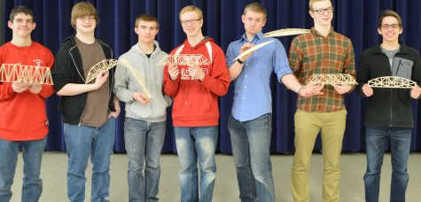Engineering Students Dominate at Bridge Competition