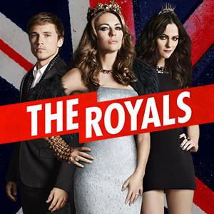 'The Royals' Rule  Television