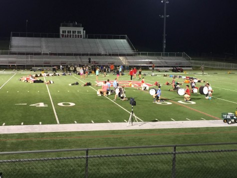 Marching Band Prepares for a Successful Season