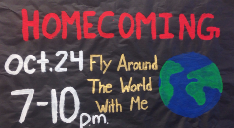 Student Council Announces Homecoming Theme