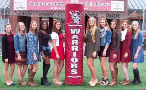 2015 Homecoming Court Announced