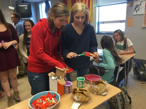 Spanish Club Hosts a Celebration of Life