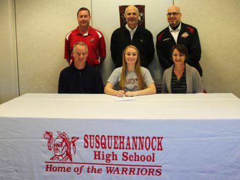 Senior Rachel Miller to Play Collegiate Lacrosse Next Year