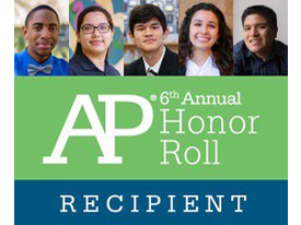 SYCSD Earns Advanced Placement Honor Roll by the College Board