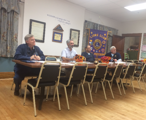 The Lion's Club Welcomes The Leo Club