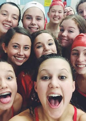 Susky Swimmers Take Home a Win
