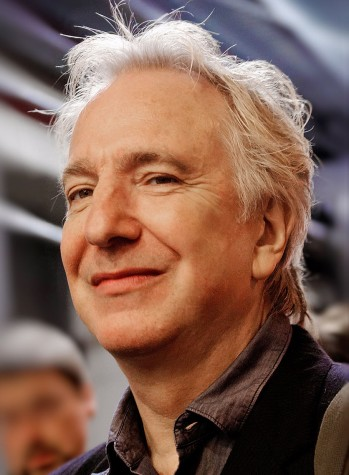 Students Bid Farewell to Alan Rickman