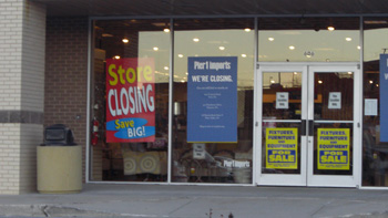 the susquehannock courier pier 1 imports to close over 100 stores. Black Bedroom Furniture Sets. Home Design Ideas