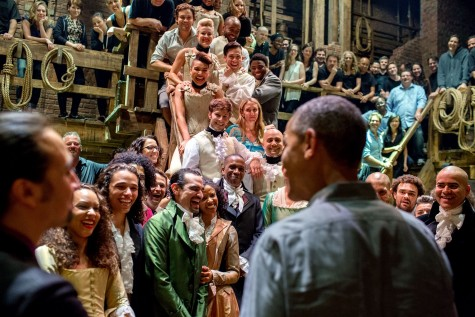 'Hamilton' on Broadway is a Historic Triumph