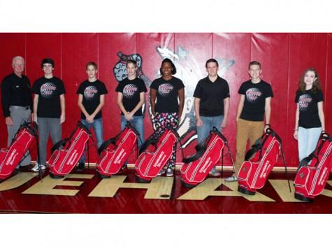 Susquehannock High School Golf Team Raises Funds for New Equipment