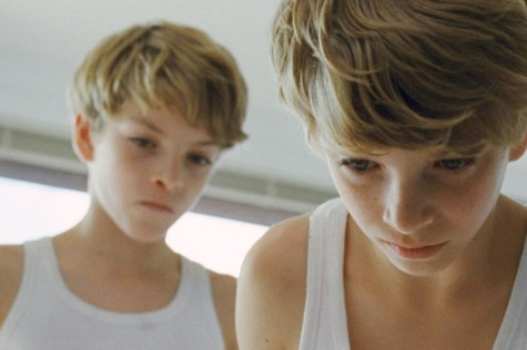 """Twins Lukas and Elias are super creepy in """"Goodnight Mommy."""" Courtesy Ulrich Seidl Film Produktion."""