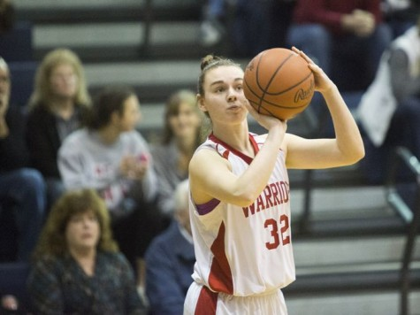 Ashley winds up the shot. Photo By; GameTimePa