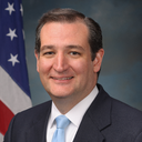 Ted Cruz the winner of the republican party in Iowa. By United States Senate (Office of Senator Ted Cruz) [Public domain], via Wikimedia Commons