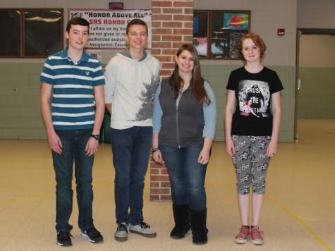 Susquehannock Students Audition for PMEA Vocal Jazz Ensemble