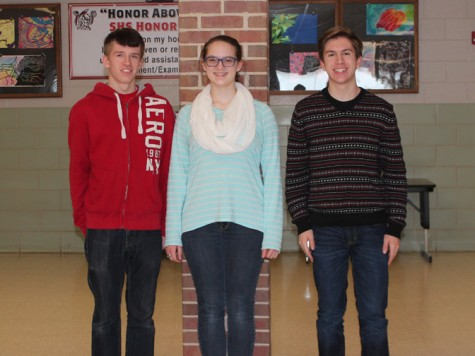 SHS Students Advance to Regional Orchestra Festival
