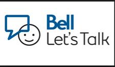#BellLet'sTalk