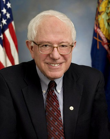 Senator Bernie Sanders is one of two Democratic candidates left in the running for President. Photo By: United States Congress (http://sanders.senate.gov/) [Public domain], via Wikimedia Commons