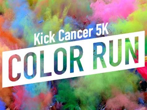 Susquehannock High School Helps Kick Cancer with 5K Color Run