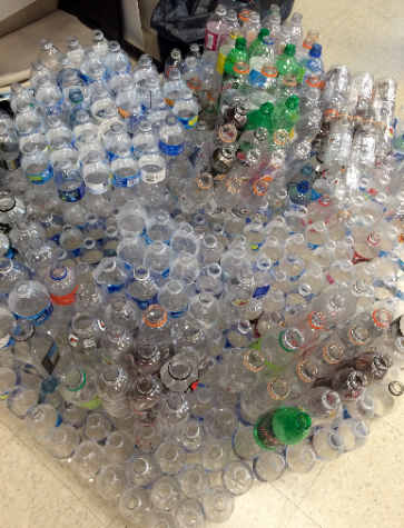 "AP Students say ""No"" to Bottled Water"