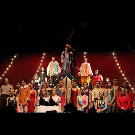 'Pippin' Goes to the Encores