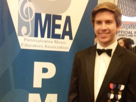 SHS Student Performs in Multiple PMEA Festivals