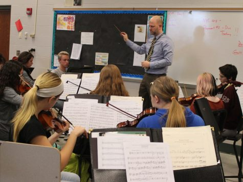 Susquehannock Students Perform in Spring Orchestra Concert