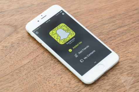How snapchat users profile looks like. Photo By Snapchat, Inc. [Public domain],