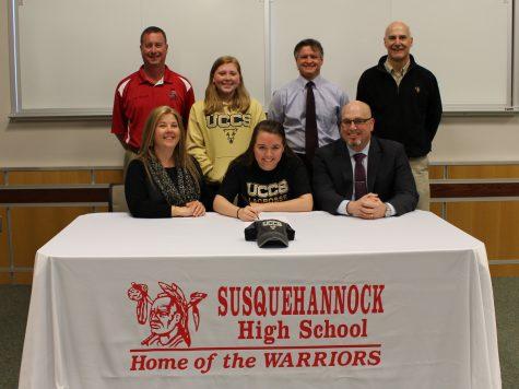 Madison Ellis to Play Collegiate Lacrosse