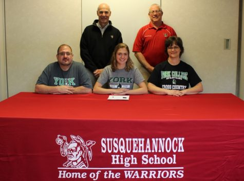 Rachel Banchiere to Run for York College