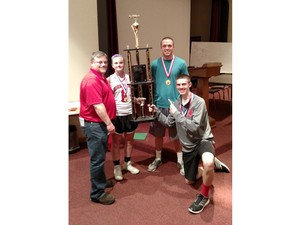 SHS Places First in Safe Driving Competition, Connor Hood Advances to State Competition