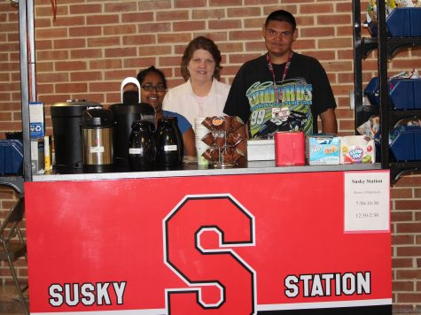 Susky Station Opens at Susquehannock High School