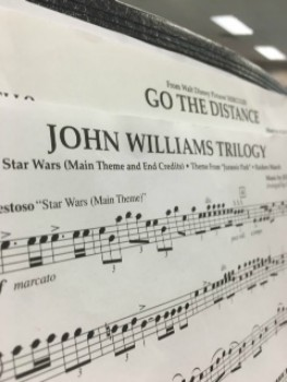 Choir and Orchestra Prepare for Upcoming Concerts