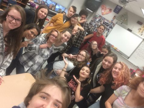 Students Create LGBT+ Alliance Club