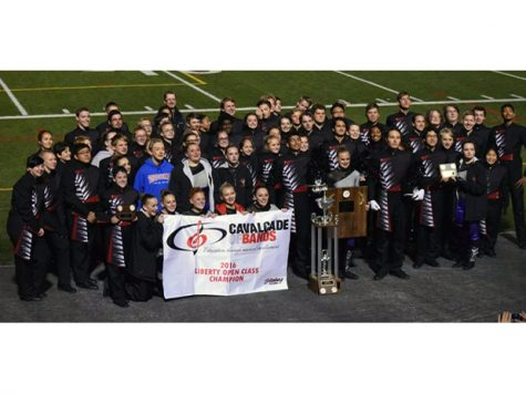 Susquehannock Marching Band Wins Cavalcade of Bands Championship