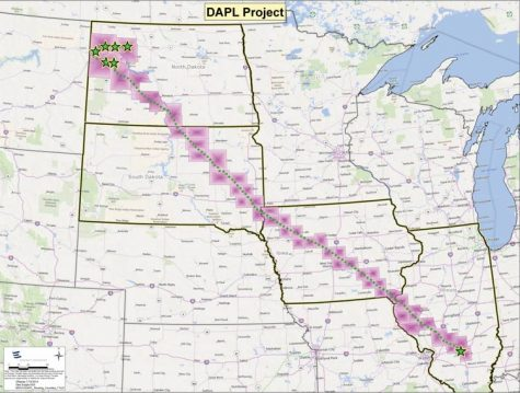 The pipeline proposal from daplpipelinefacts.com