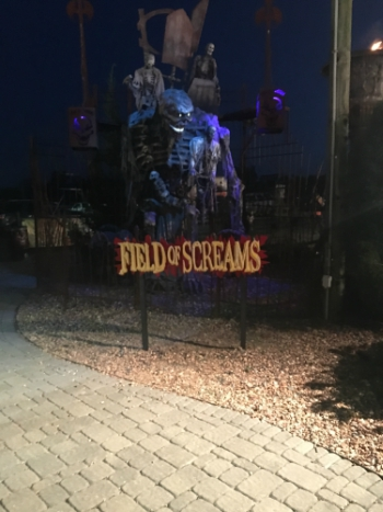 Field of Screams Haunts the Night